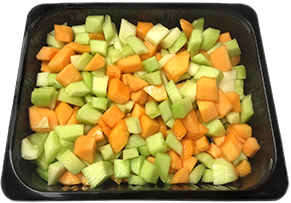 Melon mix<br /><strong>cube</strong>